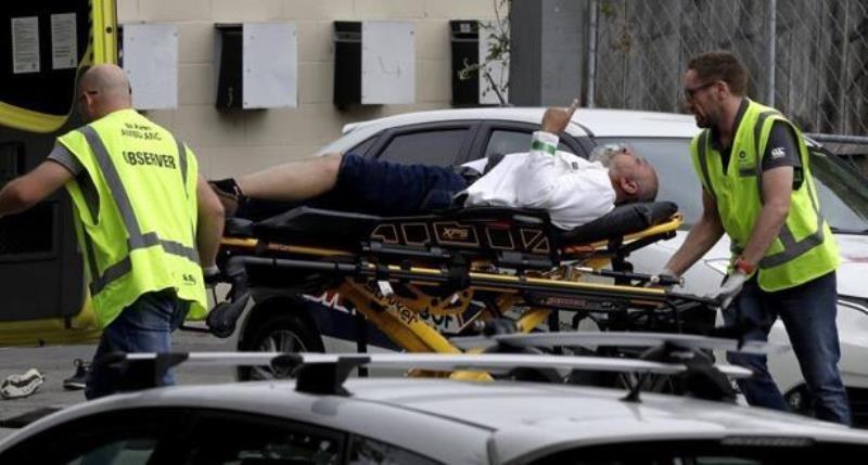 ضحايا الهجومين الارهابيين في نيوزيلاندا باتوا 49