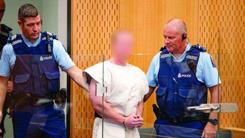 القاتل عاقل وسيدافع عن نفسه... نيوزيلاندا
