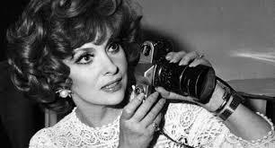 أسطورة السينما الايطالية جينا لولو بريجيدا في المستشفى