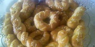 كعك الشعانين (الشيف جاد محمود)