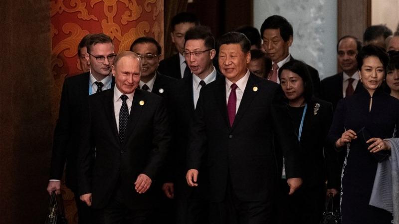 ماذا في محادثات بوتين ونظيره الصيني؟