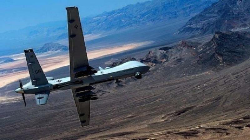 الحرس الثوري الإيراني يسقط طائرة أميركية مسيرة في إقليم هرمزكان