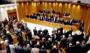 استئناف جلسة التصويت بعد عودة بري والحريري