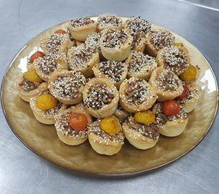 كاب لحم بعجين مع الطحينة (الشيف جاد محمود)