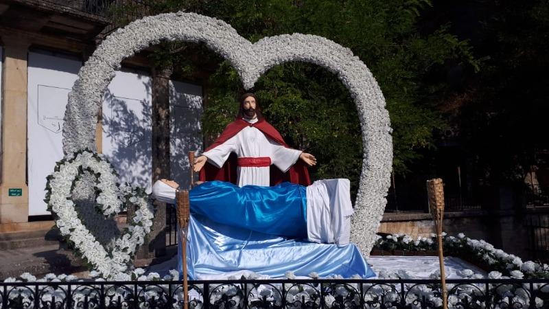 عائلة العقيد سكاف على العهد وتنتظركم غدا في مسيرة عيد انتقال السيدة العذراء