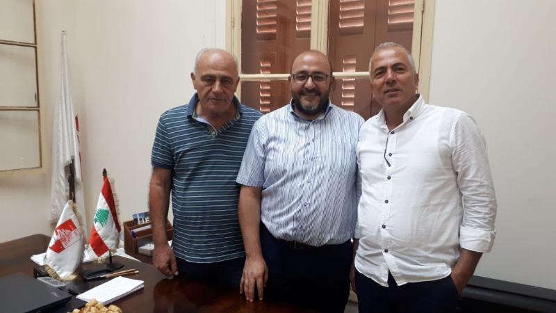 بعد بول قطّار... 3 سنوات لسامر عون نائبا لرئيس بلدية جزين