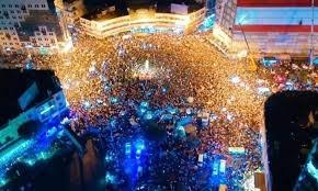 """""""الشعب يريد اسقاط النظام"""" أغنية انتفاضة عروس الثورة طرابلس"""
