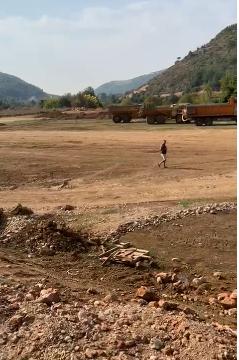 (بالفيديو) نمّور يوثّق مجزرة سد بسري من قلب المرج