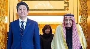 الساحة الاقليمية بين الملك السعودي وآبي