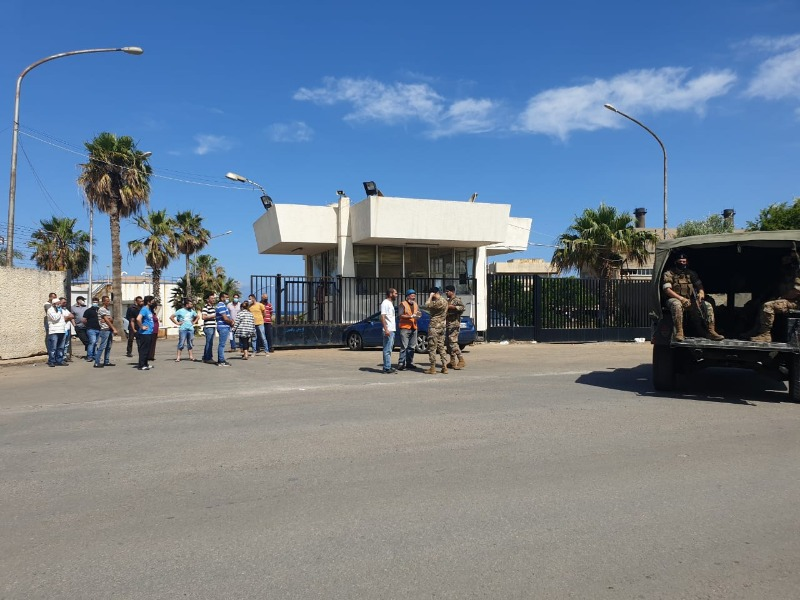 مياومو كهرباء لبنان يطالبون النيابة العامة المالية بالتدخل!