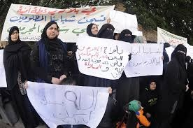 أهالي الموقوفين الاسلاميين في الطرقات الجمعة من أجل العفو العام