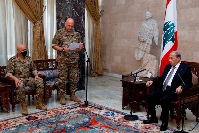 قائد الجيش: للعودة الى جوهر قيامة لبنان ونشأته