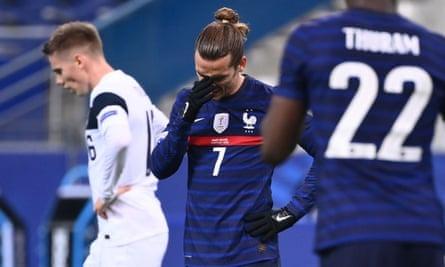 فرنسا تسقط وديا امام فنلندا قبل قمة البرتغال