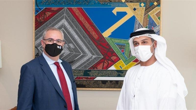 أول سفير اماراتي في اسرائيل