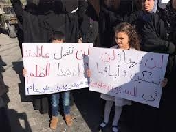 اعتصام أهالي موقوفي عبرا في صيدا... حمود: لن نتوقف عن التصعيد