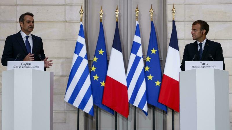 على الأوروبيين التخلي عن السذاجة حيال واشنطن... ماكرون: اليونان ستشتري 3 فرقاطات من فرنسا