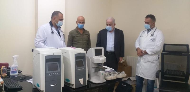 لطب العيون ومستشفى جزين دعم كبير من أبو زيد