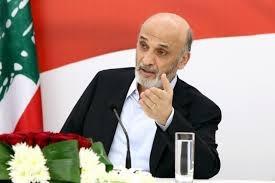 جعجع: المهم أن يصمد عون وميقاتي في وجه ابتزاز حزب الله في قضية انفجار المرفأ