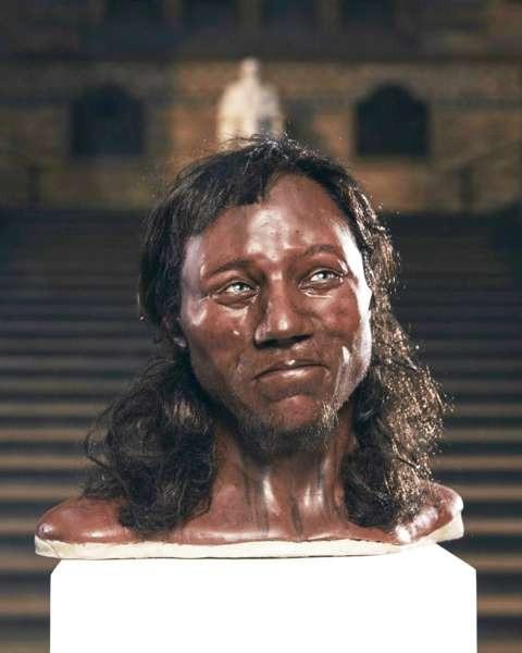 بشرة البريطانيين... أصلها داكن اللون