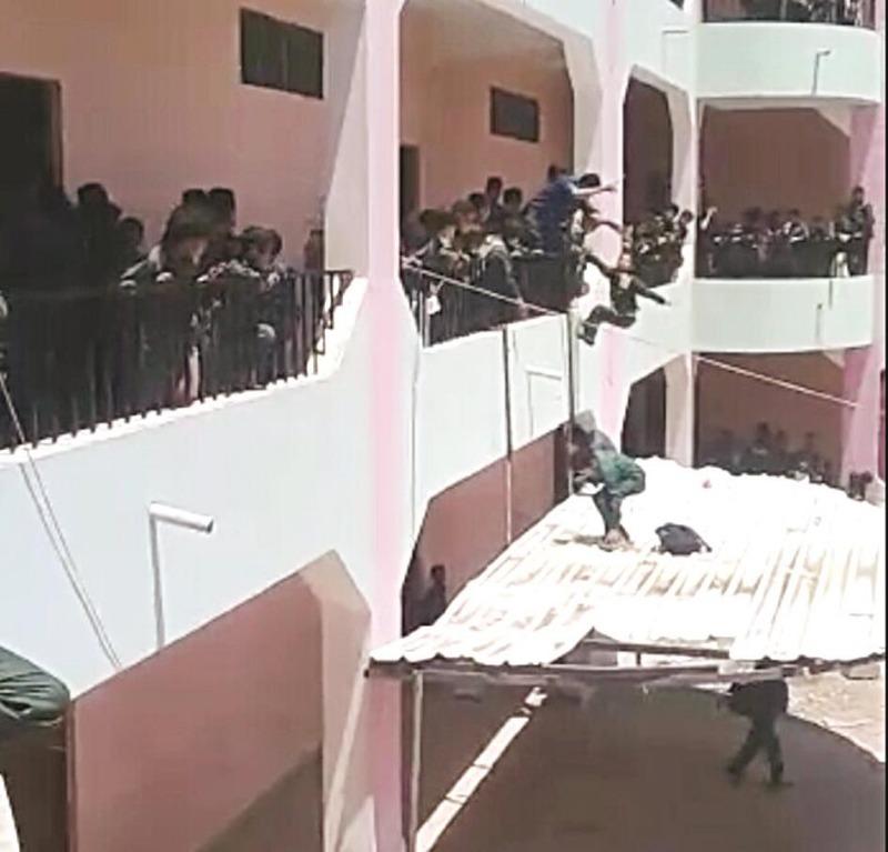 الويل للتلميذ المشاغب... في اليمن!